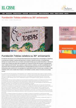 Fundación Tobías Cumple su 30° Aniversario - Revista el Cisne